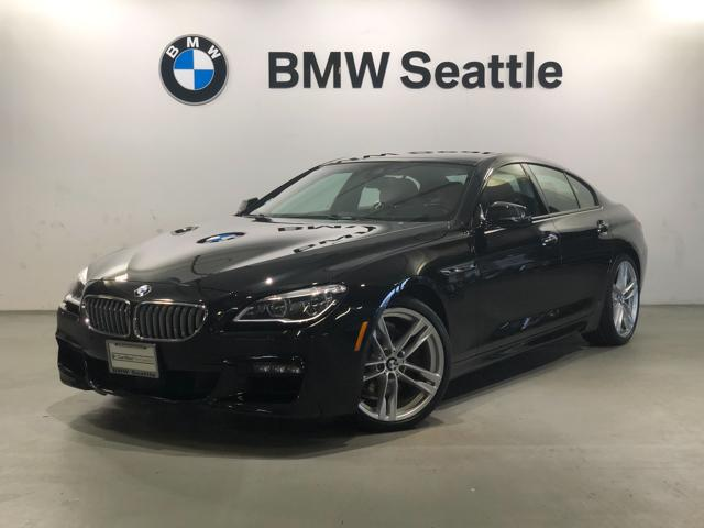 2016 BMW 650i Gran Coupe
