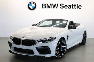 New 2020 BMW M8 Convertible Seattle, WA