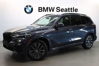 New 2021 BMW X5 SAV Seattle, WA