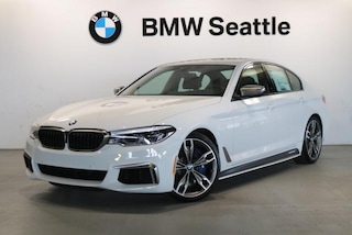 New 2019 BMW M550i Sedan Seattle, WA