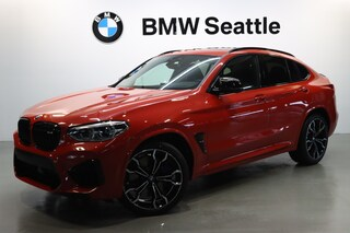 New 2021 BMW X4 M Sports Activity Coupe Seattle, WA