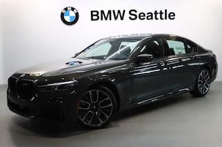 New 2021 BMW 750i Sedan Seattle, WA