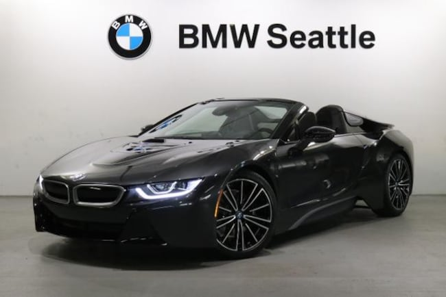 2019 Bmw I8 Convertible Sophisto Grey W Frozen Grey For Sale In