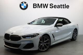New 2021 BMW M850i Convertible Seattle, WA