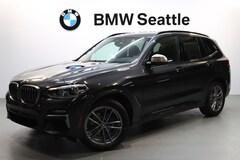 New BMW X3 2021 BMW X3 SAV in Seattle, WA