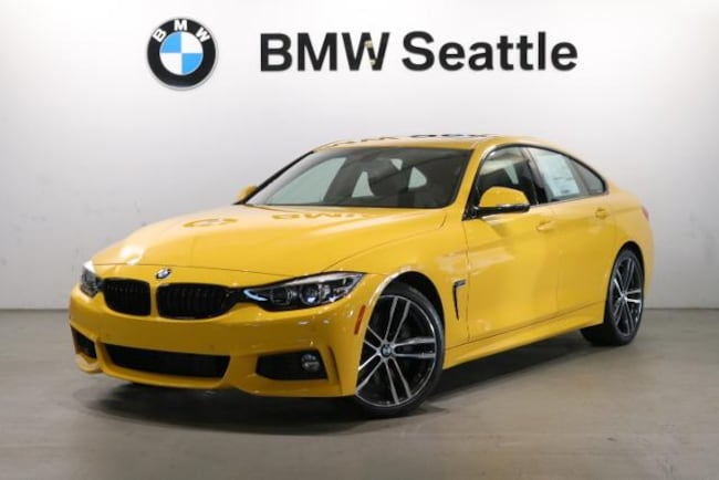 New 2019 BMW 440i Gran Coupe Seattle, WA