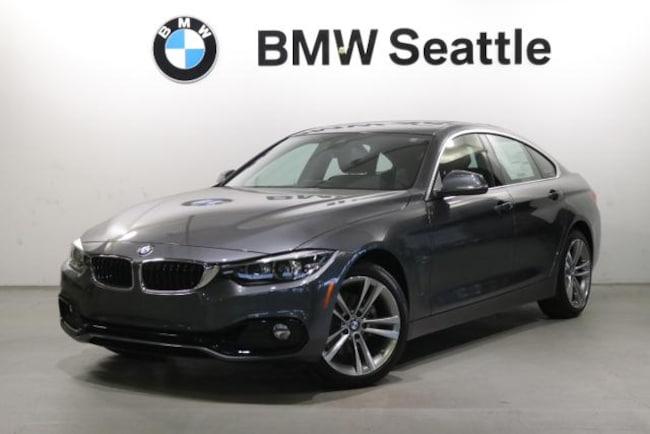 New 2019 BMW 430i Gran Coupe Seattle, WA
