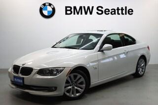 Bargain 2013 BMW 328i xDrive w/SULEV Coupe Seattle, WA