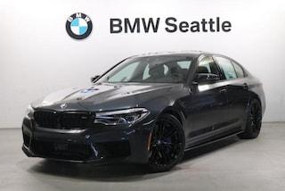 New 2019 BMW M5 Sedan Seattle, WA