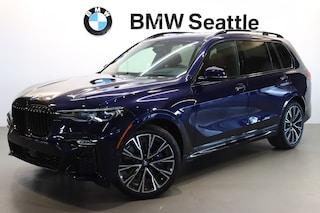 New 2021 BMW X7 SAV Seattle, WA