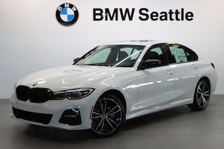 New 2021 BMW 330e Sedan Seattle, WA