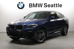 New BMW X4 2019 BMW X4 Sports Activity Coupe in Seattle, WA
