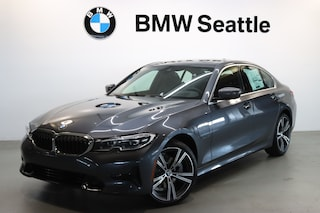 New 2021 BMW 330e Sedan Seattle, WA
