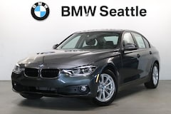 2018 BMW 320i Sedan Seattle, WA