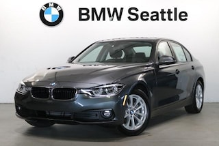 New 2018 BMW 320i Sedan Seattle, WA