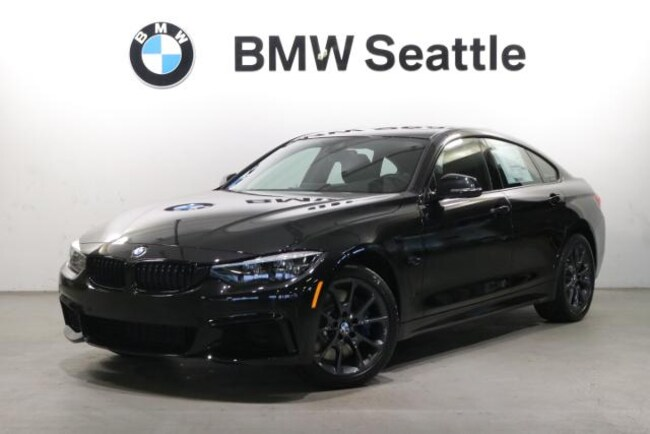 New 2019 BMW 440i Gran Coupe Seattle, WA