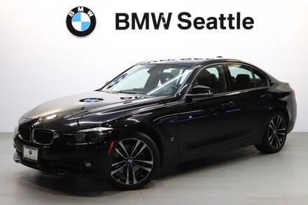 2018 BMW 330e iPerformance Sedan