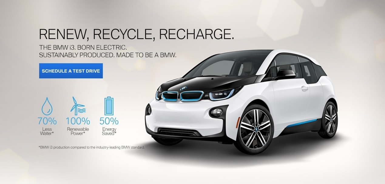 Certified Pre Owned Bmw I3 For Sale In Seattle Wa Bmw Seattle