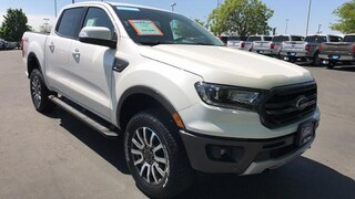New 2019 Ford Ranger Lariat Truck SuperCrew Boise, ID