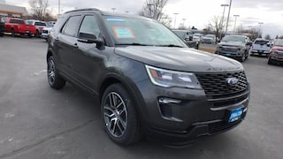 New 2019 Ford Explorer Sport SUV Boise, ID