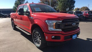 New 2018 Ford F-150 XLT Truck SuperCrew Cab Boise, ID