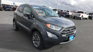 New 2019 Ford EcoSport Titanium SUV Boise, ID