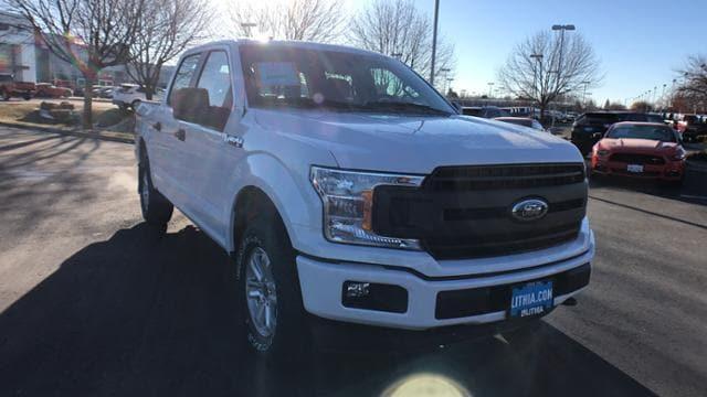 New 2019 Ford F-150 XL Truck SuperCrew Cab Boise, ID