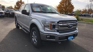 New 2018 Ford F-150 XLT 4WD Supercrew 5.5 Box Truck SuperCrew Cab Boise, ID
