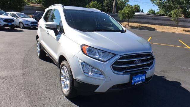 New 2018 Ford EcoSport SE SUV Boise, ID