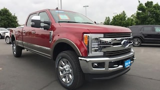 New 2019 Ford F-350 F-350 King Ranch Truck Crew Cab Boise, ID