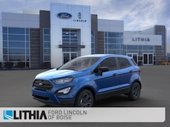 New 2021 Ford EcoSport S SUV Boise, ID