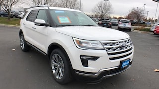 New 2019 Ford Explorer Limited SUV For sale in Boise, ID