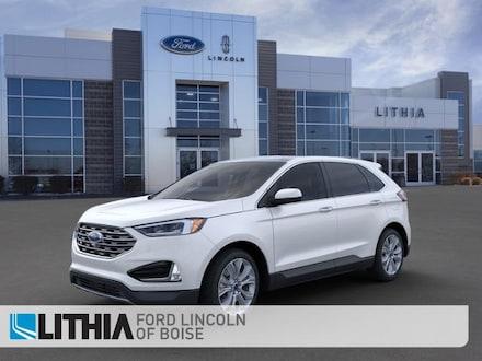 New 2021 Ford Edge Titanium SUV Boise, ID