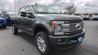 New 2019 Ford F-250 F-250 Platinum Truck Crew Cab Boise, ID