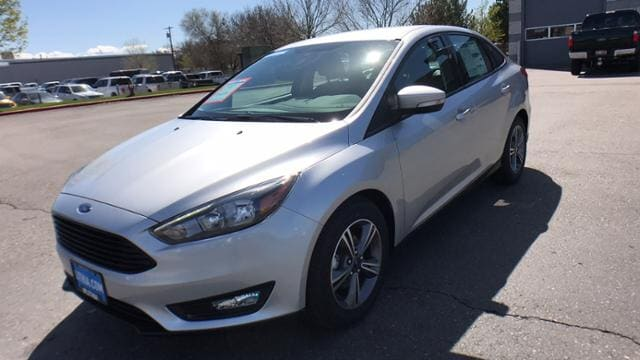 New 2018 Ford Focus SE Sedan Boise, ID