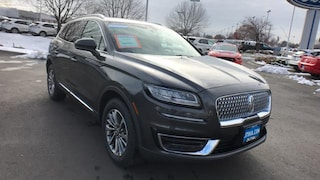 New 2019 Lincoln Nautilus Select SUV Boise, ID