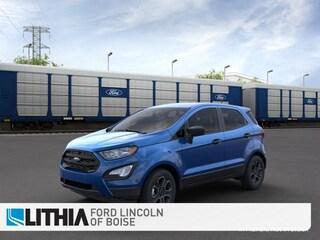 2021 Ford EcoSport S SUV Boise, ID