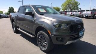 New 2019 Ford Ranger XLT Truck SuperCrew Boise, ID