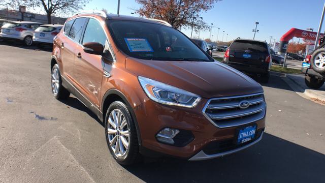 Used 2017 Ford Escape Titanium SUV Boise, ID