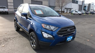 New 2018 Ford EcoSport SES SUV Boise, ID