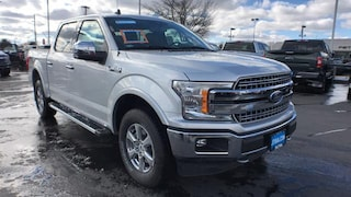 New 2019 Ford F-150 Lariat Truck SuperCrew Cab Boise, ID