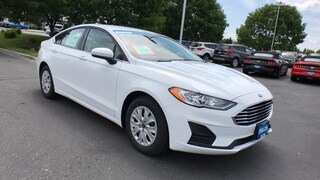 New 2019 Ford Fusion S Sedan Boise, ID