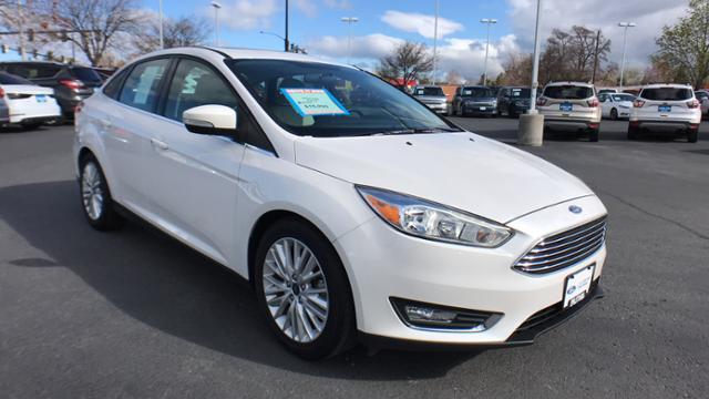 Used 2018 Ford Focus Titanium Sedan Boise, ID
