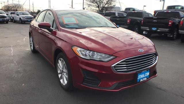 2019 ford fusion for sale in boise id lithia ford lincoln of boise. Black Bedroom Furniture Sets. Home Design Ideas