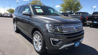 New 2019 Ford Expedition Max Platinum MAX SUV Boise, ID