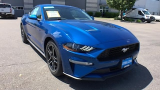 New 2018 Ford Mustang Ecoboost Premium Coupe Boise, ID