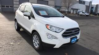 New 2018 Ford EcoSport SE FWD SUV Boise, ID