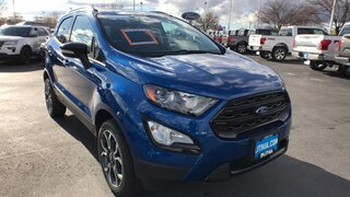 New 2019 Ford EcoSport SES SUV Boise, ID
