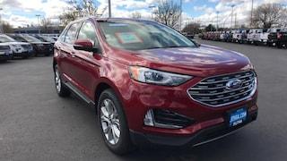 New 2019 Ford Edge Titanium SUV Boise, ID