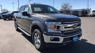 New 2019 Ford F-150 XLT Truck SuperCrew Cab Boise, ID